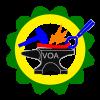 Vuur onder As logo
